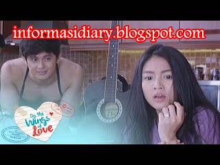 Sinopsis on The Wind of Love Rabu 11 Januari - Episode 45