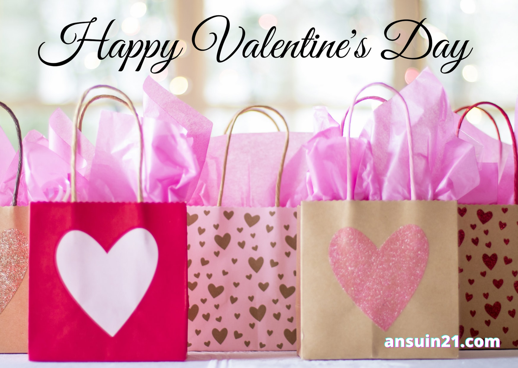 Happy Valentine's Day Wishes, Images & Quotes