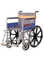 Vissco Invalid Wheelchair - Regular