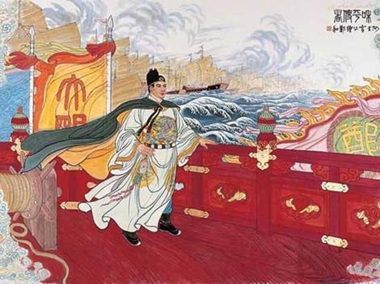 Zheng He (1371 - 1435, Explorador chinês