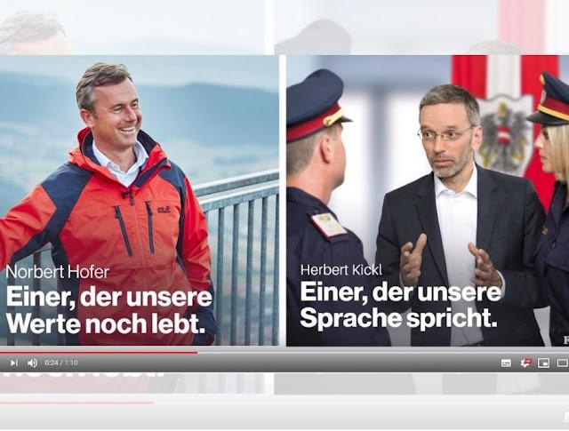 النمسا: لافتة إعلانية خاصة بكيكل تثير الجدل