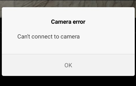 Xiaomi Redmi 3 Camera Fails Or Damaged Camera