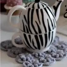 Granny Tetera a Crochet