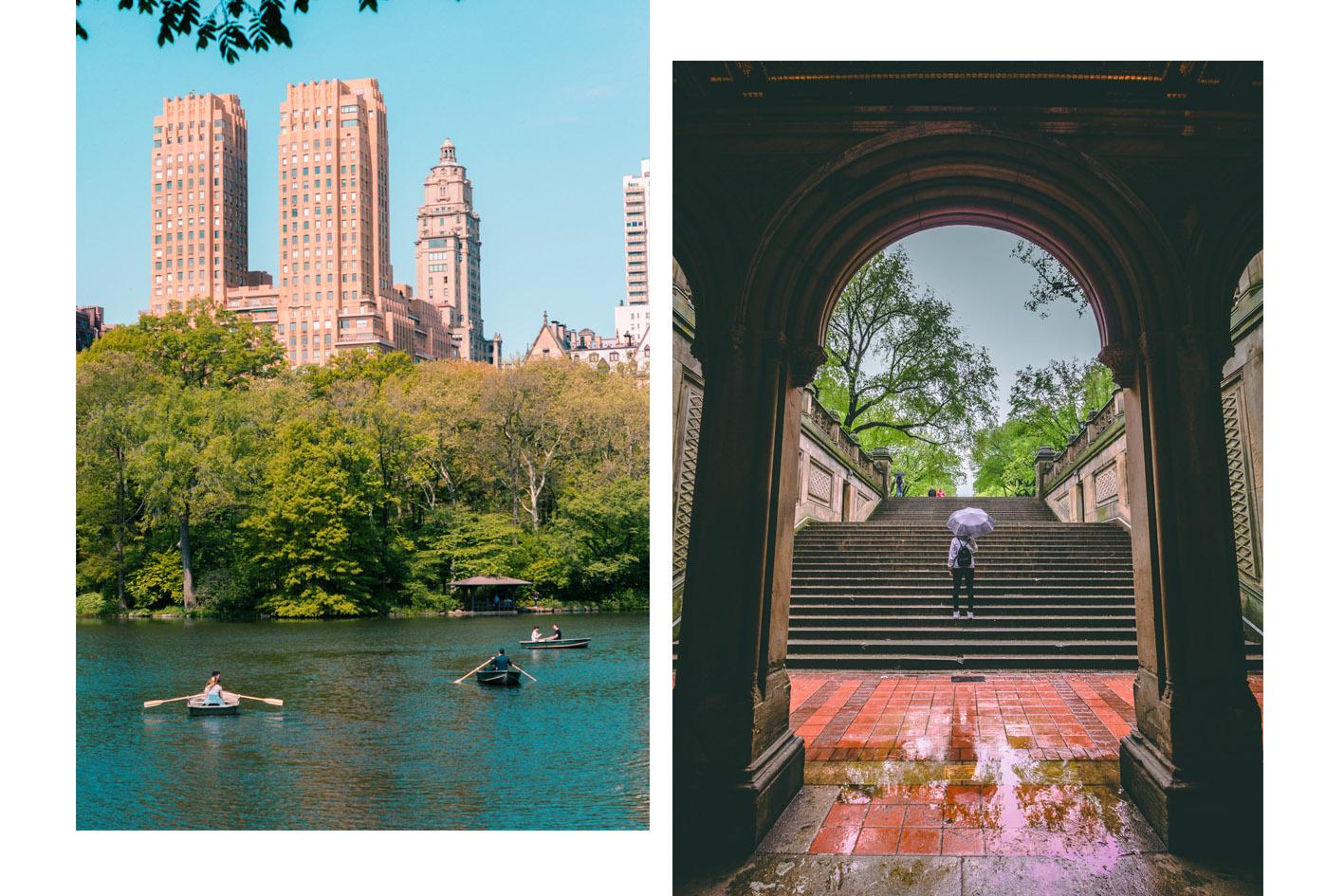 Central Park visite et conseils