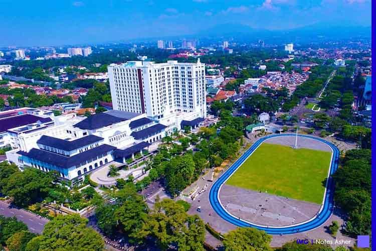 Wisata Ke Kota Bandung - Kunjungan Wisata Menarik
