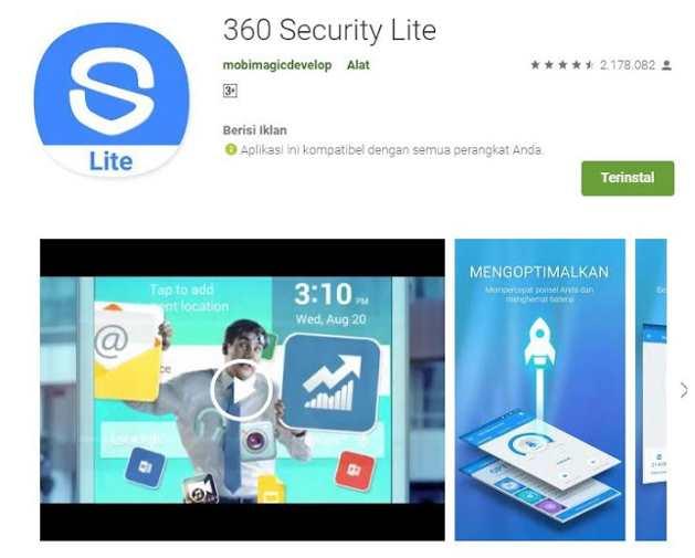 aplikasi bermanfaat di Android