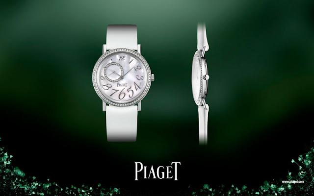 Những thiết kế siêu mỏng dành cho nữ của Piaget
