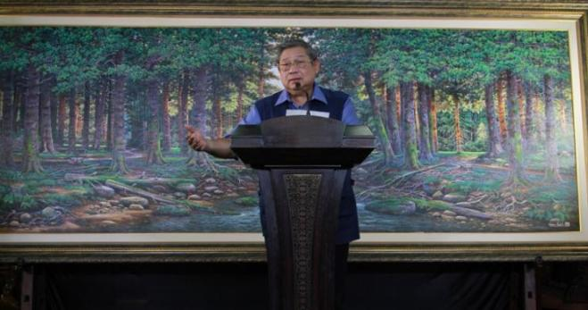 """""""SBY Dulu Santun, Kok Berubah Setelah Anaknya Jadi Cagub DKI?"""""""