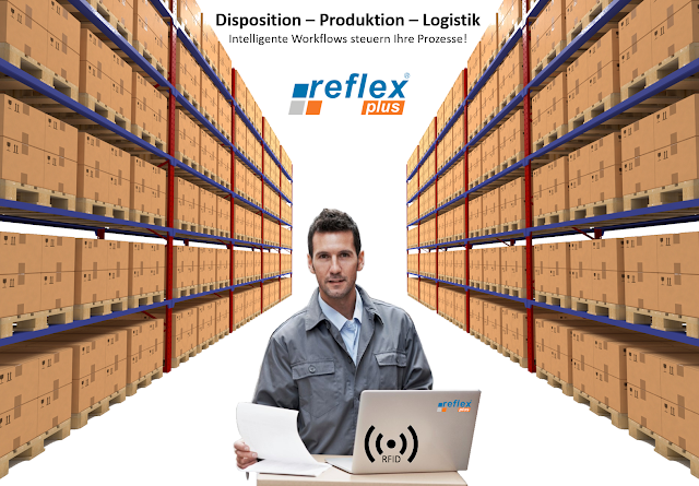 reflex plus ERP - Software : Disposition - Produktion - Logistik