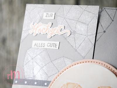 Stamp Impressions Blog Hop: Wedding mit Sternstunden, Blüten des Augenblicks, Framelits Stickmuster und Lagenweise Kreise
