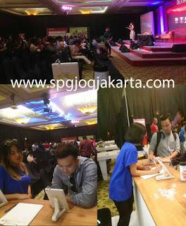 agency spg event bilingual jogja, agency spg event yogyakarta, usher jogjakarta