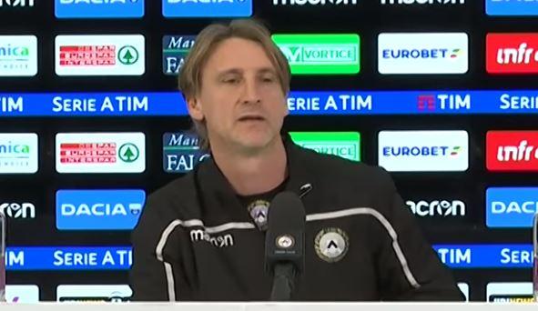 La conferenza stampa di Davide Nicola pre Udinese Bologna