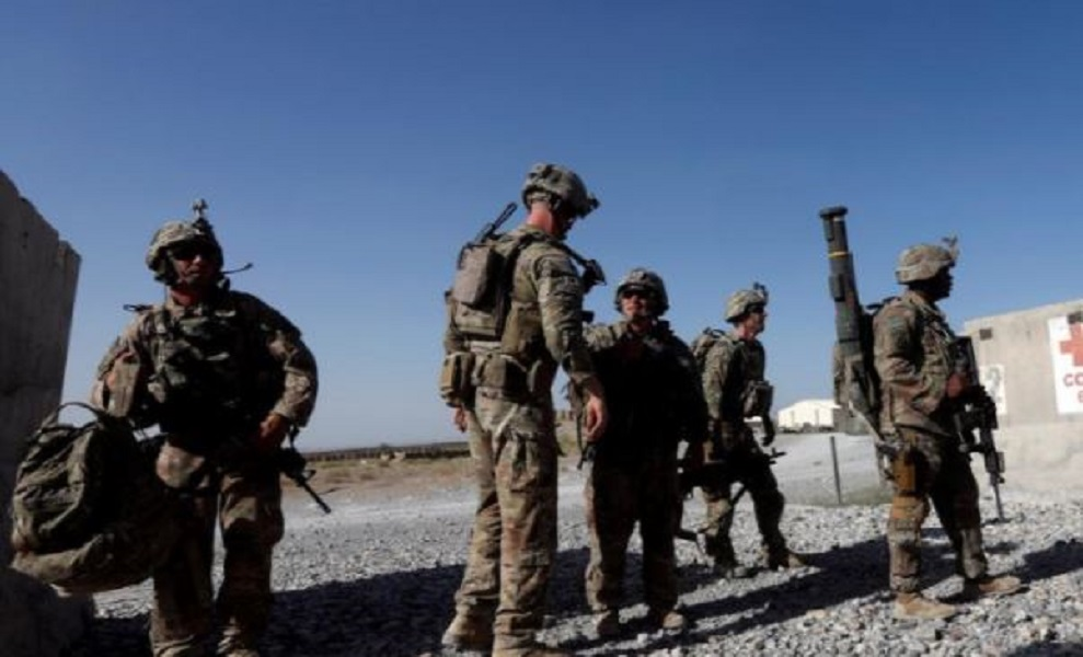 America closes ten military bases in Afghanistan