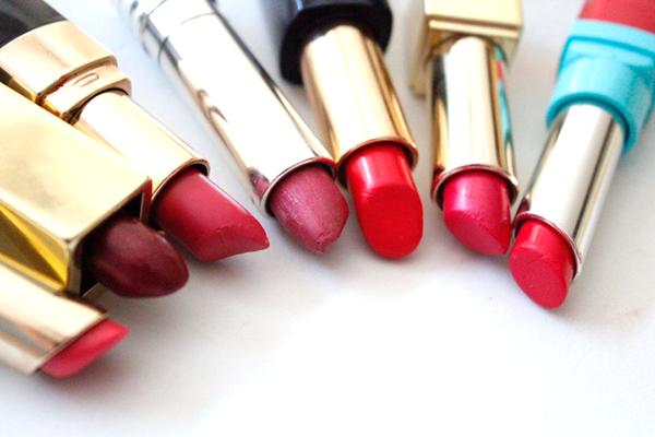como crear lipstick mate