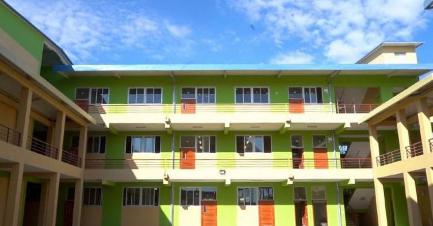 MINEDU inaugurará colegios en Paita y Chincha para 2,468 alumnos - www.minedu.gob.pe