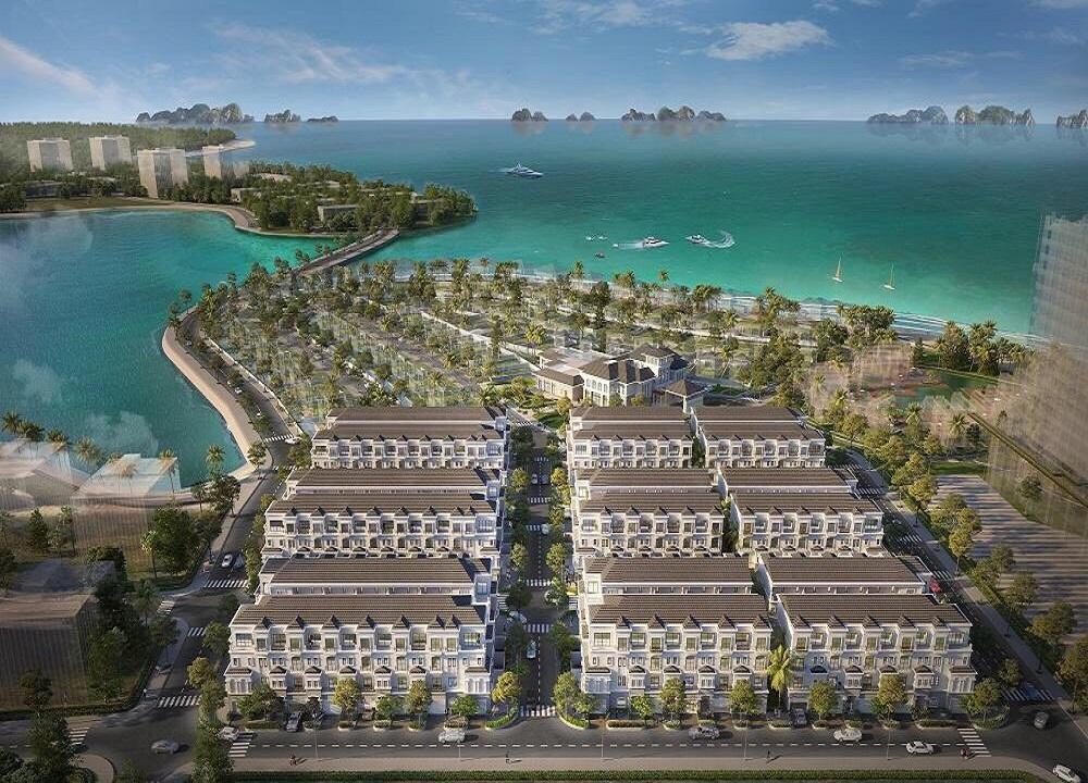 Phối cảnh dự án Grand Bay Halong