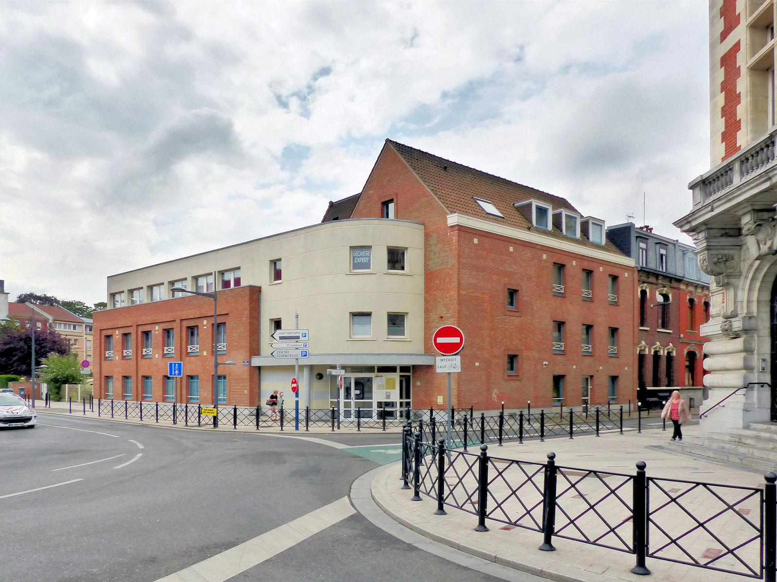 CIO Roubaix Tourcoing - 2 rue Fidèle Lehoucq, Tourcoing.