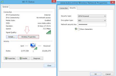 Cara Mengatasi Laptop Tidak Bisa Connect Wifi 100% Work