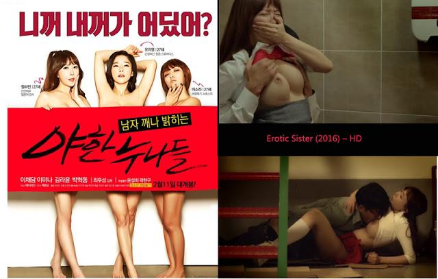 Film Semi Erotic Sister (2016) 18+ Subtitle Indonesia