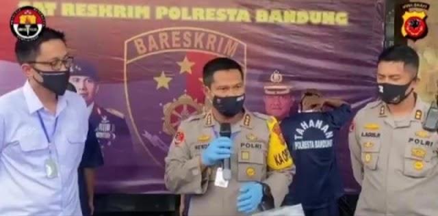 Polres Bandung Ungkap Peredaran Daging Babi, Setahun Mencapai 63 Ton