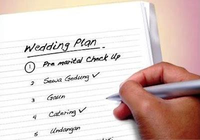 Hindari Over Budget Dalam Mengatur Biaya Pernikahan