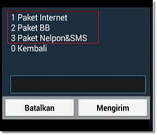 Berhenti Paket Internet Indosat Ooredoo