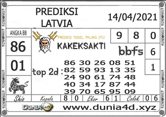 Prediksi Togel LATVIA DUNIA4D 14 APRIL 2021