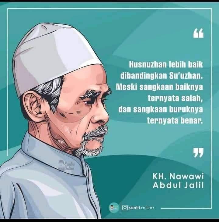 Cerita Sifat Zuhud KH. Nawawi bin Abdul Jalil Sidogiri