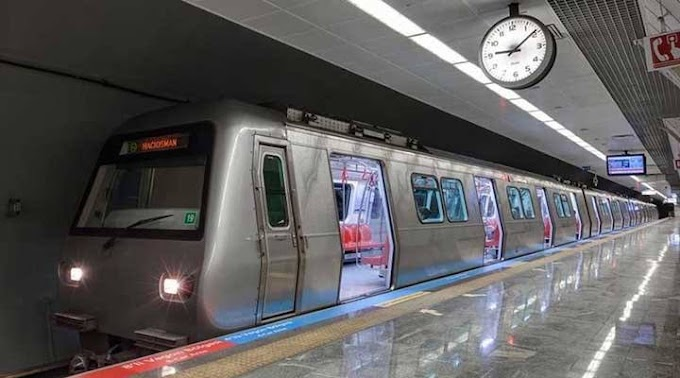 M7 Mecidiyeköy-Mahmutbey Metro Hattı