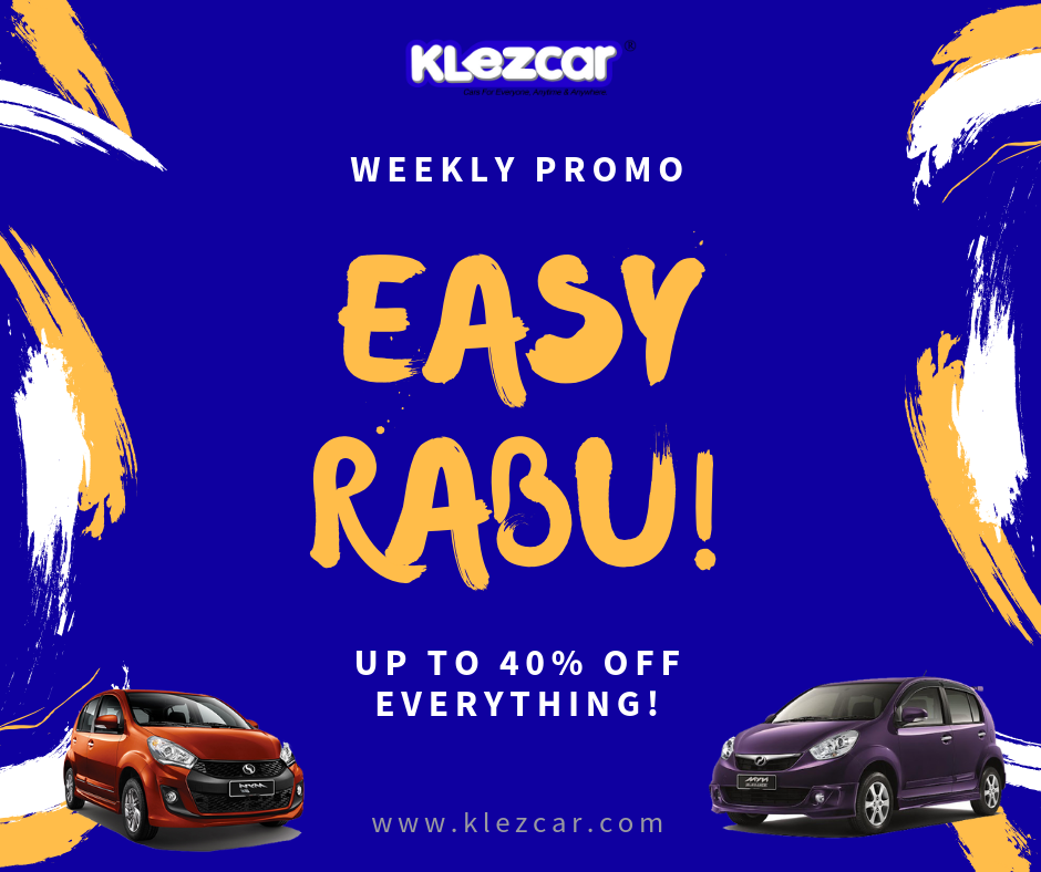 EASY RABU PROMOTION