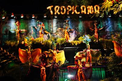 Tropicana Bar à Cuba