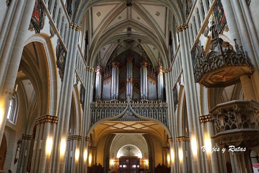 Catedral de San Nicolas de Friburgo