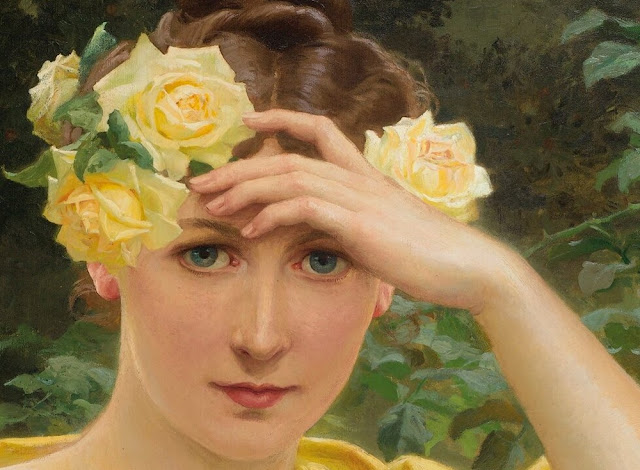Elisabeth SONREL (1874-1953) ✿ | Catherine La Rose ~ The Poet of ...