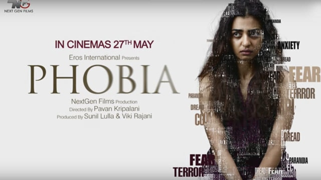 Phobia 2016 HD Full Movie Download 720p HDRip 900MB