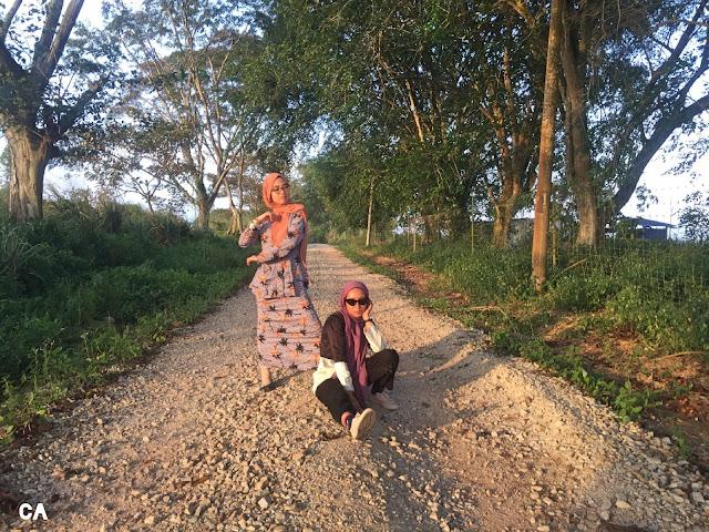 UK Farm Kluang Johor Curitan Aqalili