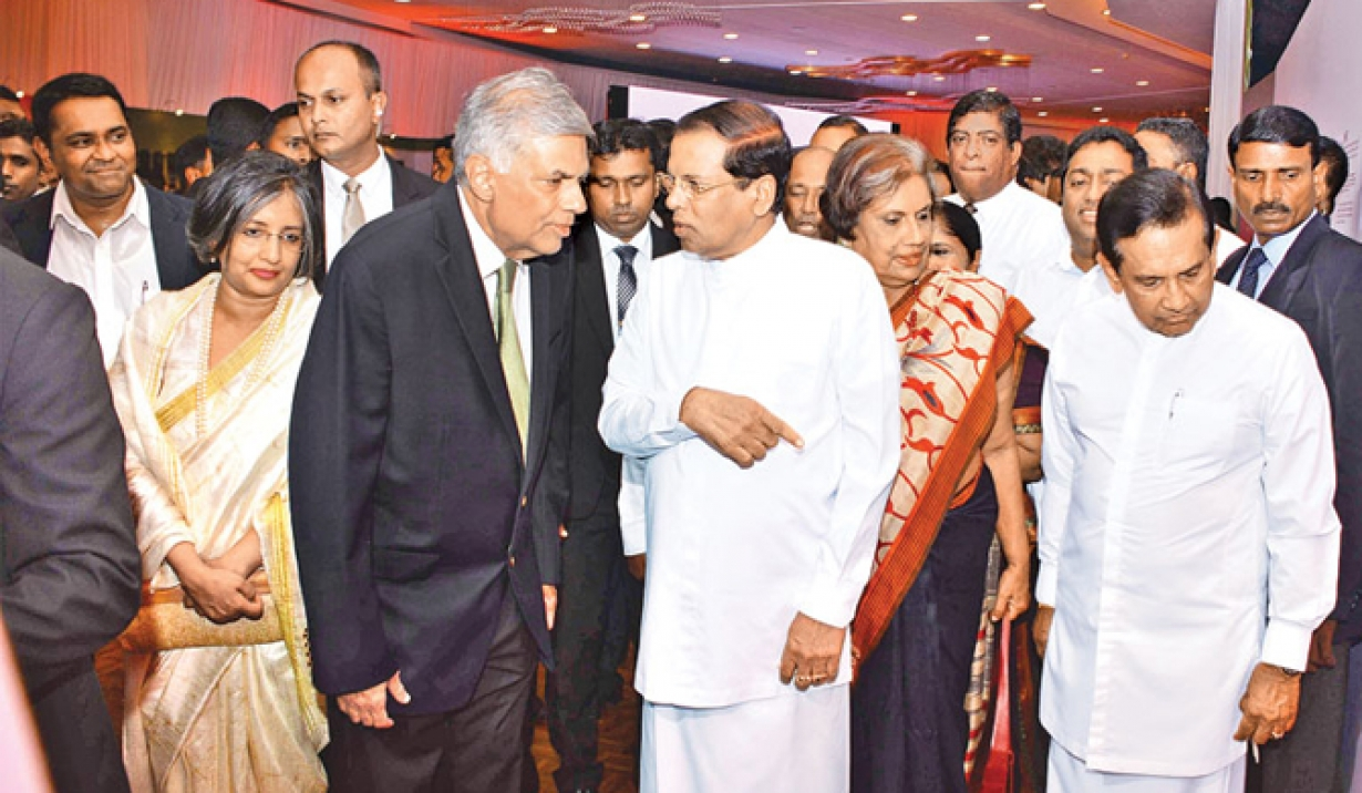 """The """"Complex Web of Deceit & Deception"""" Spun By Yahapalana To Deceive Sri Lankans  From Their Inception, Right Up To Their Dying Moments"""