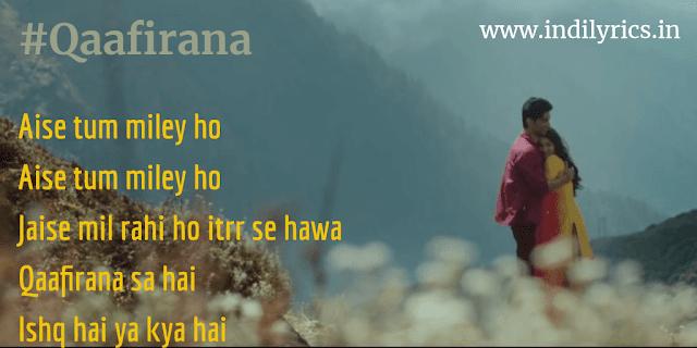 Qaafirana Sa | Sushant Singh Rajput & Sara Ali Khan | Quotes | Pics