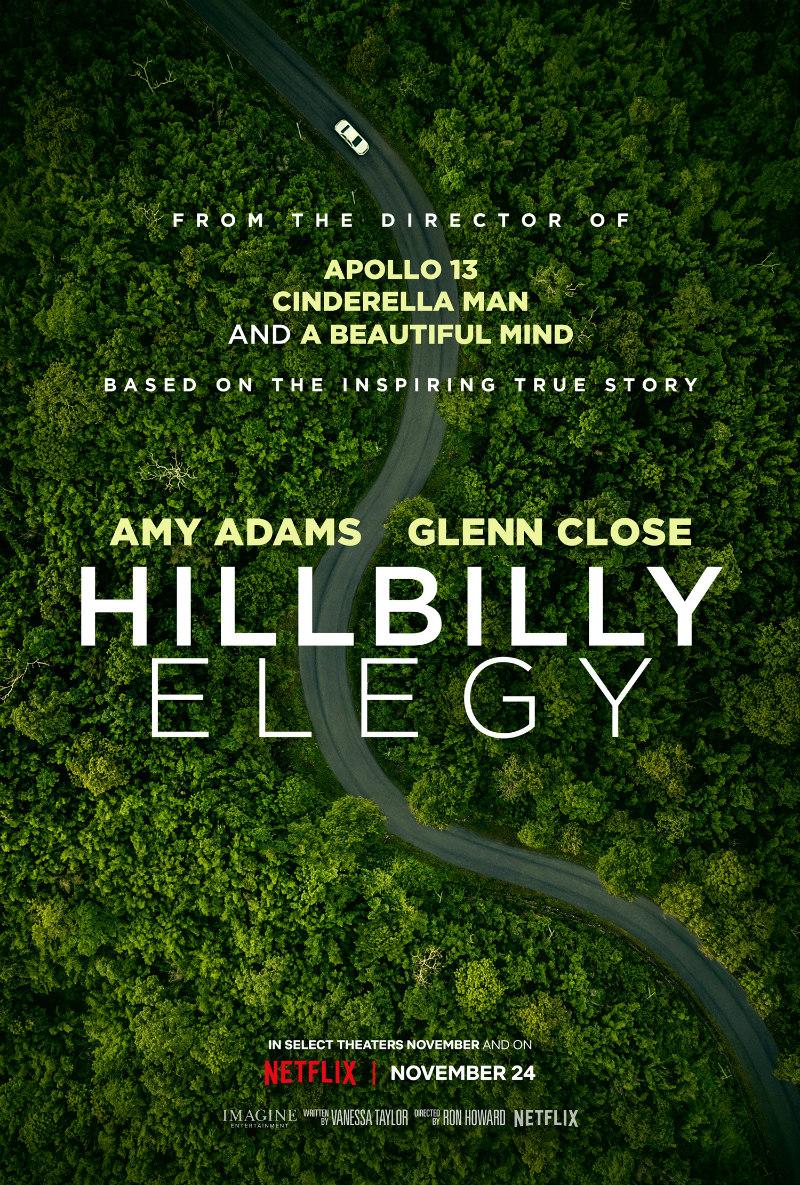 hillbilly elegy poster