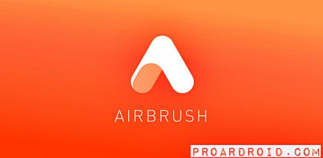 تطبيق AirBrush: Easy Photo Editor Pro v3.14.2 لتعديل الصور للأندرويد مجاناً logo