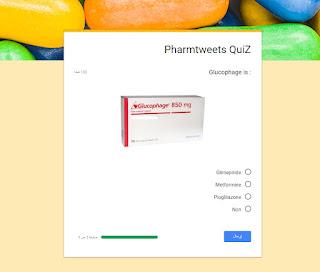 Glucophage quize