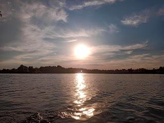 Лиманський р-н. Блакитні озера