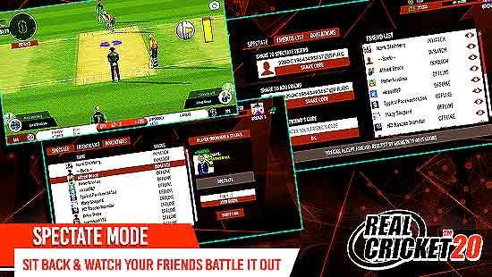 Real Cricket 20 (RC20) Apk Mod Unlimited