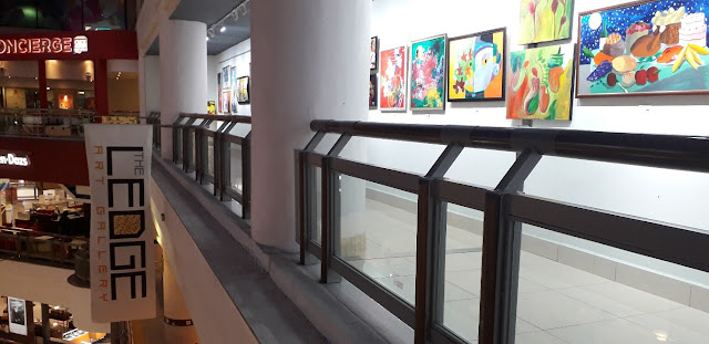 The Ledge Art Gallery @ One Utama Shopping Centre