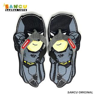 Sandal Sancu Motif bat