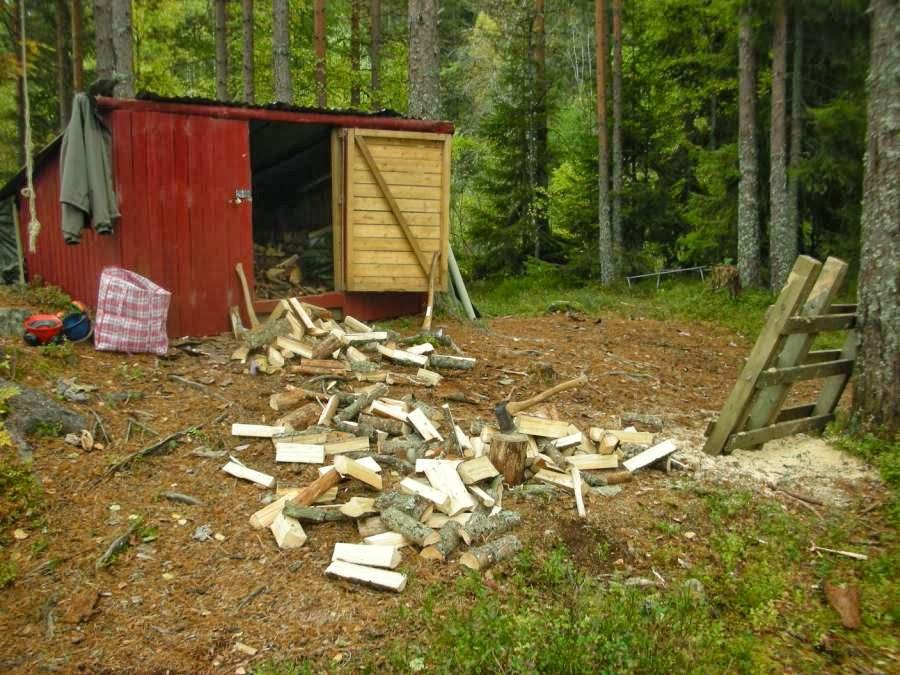 svenskefurua på lørenskog