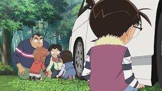 名探偵コナン アニメ 第1012話 山菜狩りとクローバー   Detective Conan Episode 1012