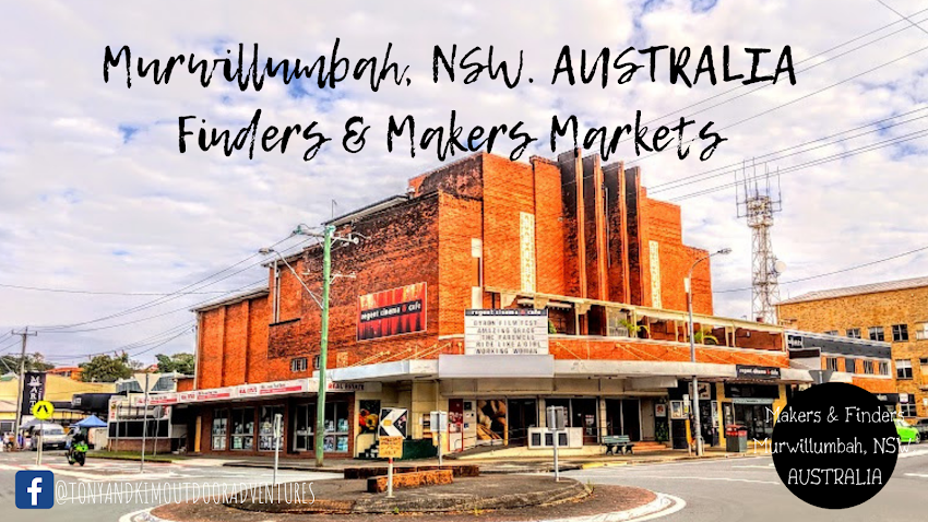 Day Trip To Makers and Finders Markets Murwillumbah