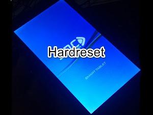 Cara Hard Reset Tablet SPC P5 Nitro Terbukti Berhasil