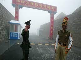 مناوشات على الحدود بين الهند والصين