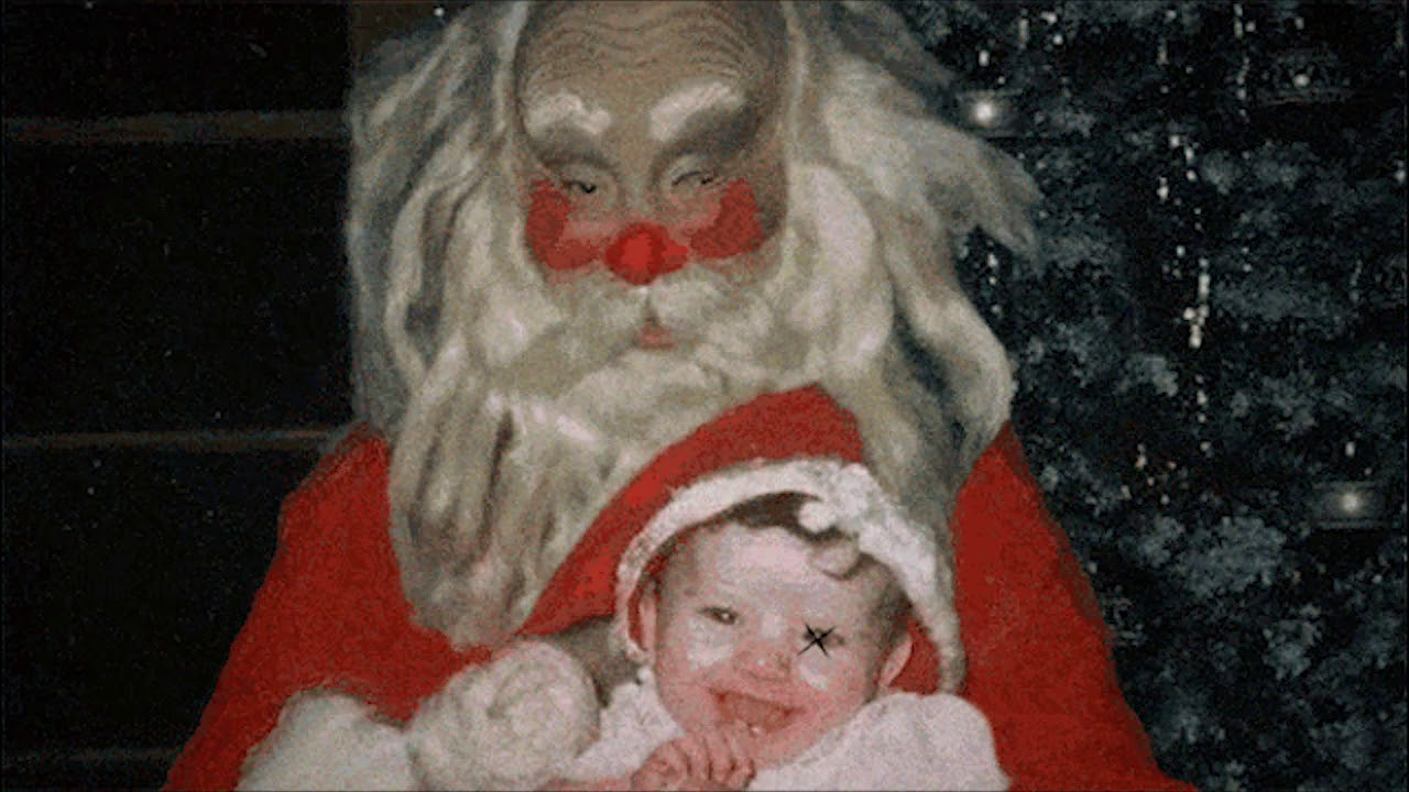 Babbi Natale.Horror Moth Le Inquietanti Analogie Tra Babbo Natale E Satana Chi E Davvero San Nicola